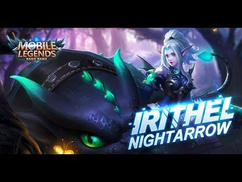 skin irithel starlight
