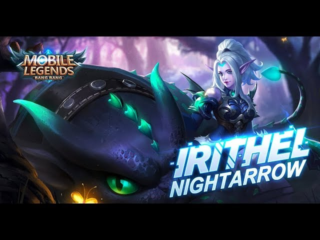 Mobile Legends: Bang Bang! March Starlight Member Skin |Nightarrow| Irithel