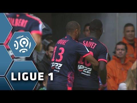 But Henri SAIVET (90' +1) / AS Saint-Etienne - Girondins de Bordeaux (1-1) -  (ASSE - GdB) / 2015-16