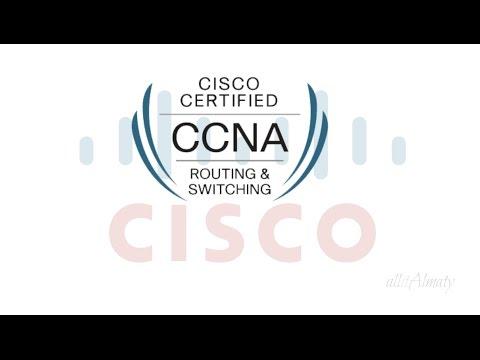 Cisco. CCNA сертификат. Бағасы. Оқу орталықтары