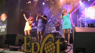 THE POINTER SISTERS AT EPCOT 2015