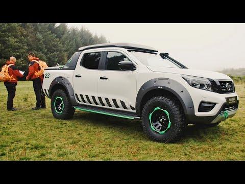 2016 Nissan Navara EnGuard Concept - Ultimate Rescue Pickup