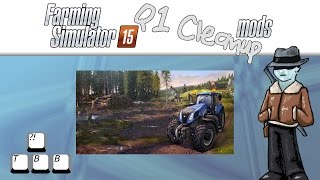 Farming Simulator 15 - First Quarter Mod Show