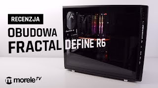 Obudowa Fractal Define R6  Recenzja