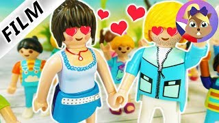 Playmobil příběh | Flirt ve škole! | Zamilovaný učitelský pár | Rodina Dvořákova