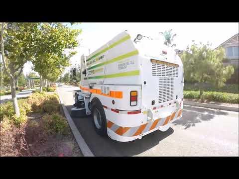 M4ZE Ultimate Street Sweeper