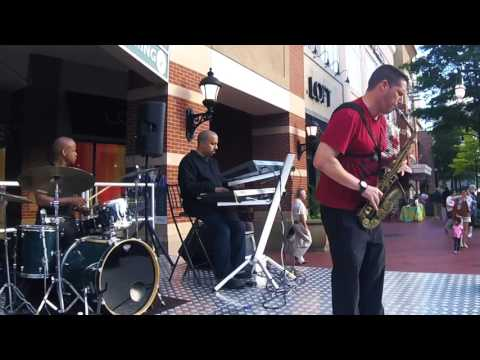 """funky version of """"SUMMERTIME"""" - Performed live at Downtown Silver Spring"""