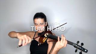 Tum Hi Ho- Arijit Singh- Violin Cover- Barbara Krajewska