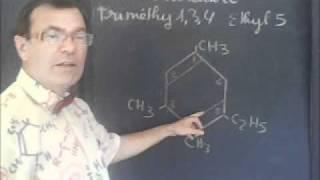 Nomenclature de 20 composés de base en Chimie Organique (9b/10)