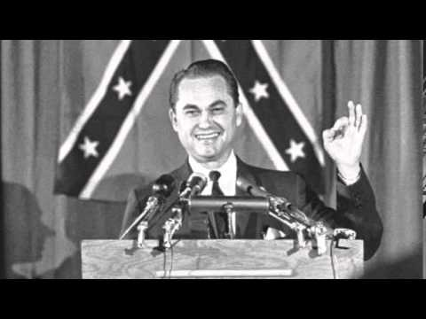 George Wallace and Orval Faubus Speech in Little Rock, Ark - July 1964