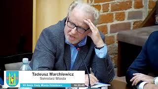 XI sesja Rady Miasta Działdowa (2.10.2019 r.)