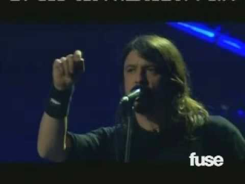 Foo FightersLet It DieMadison Square Garden21908 PRO QUALITY!