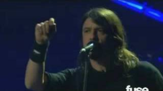 Foo Fighters-Let It Die-Madison Square Garden-2/19/08 PRO QUALITY!