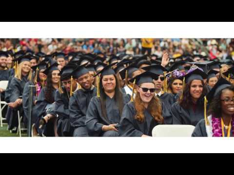 Fullerton College Commencement 2017