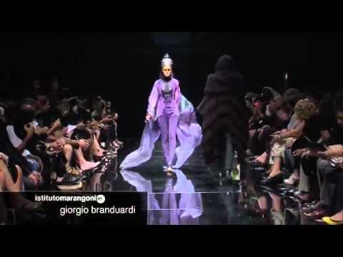 istituto marangoni 2011 fashion show milano