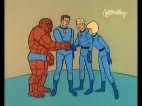 Fantastic Four Theme Song (1967)