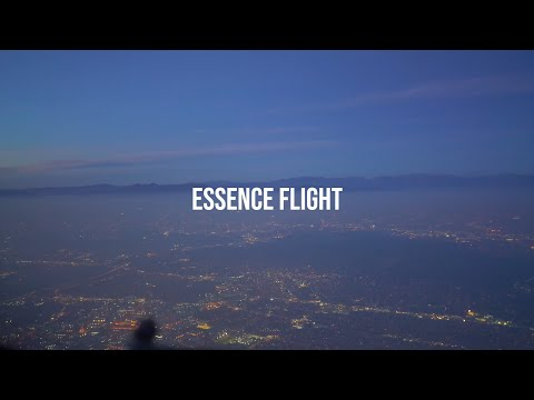 Essence Flight - EssenceFM ambient/industrial track