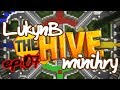 LukynB, MájaV | Minecraft minihry | E07 - The Hive | PC CZ/SK | 720p | 60fps