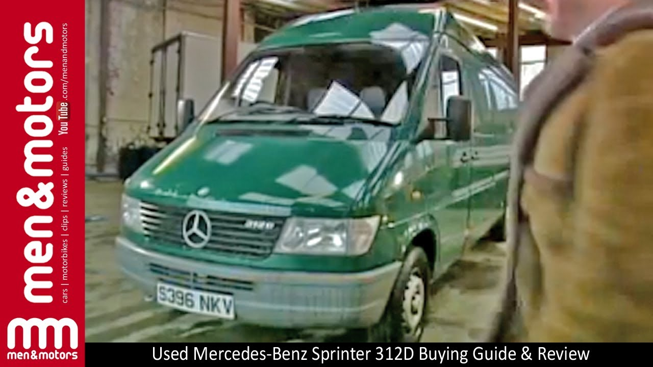 Used Mercedes Sprinter >> Used Mercedes Benz Sprinter 312d Buying Guide Review Youtube