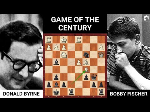 Game Of The Century (Donald Byrne VS Bobby Fischer)