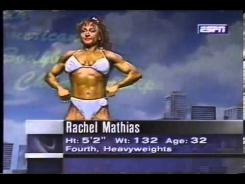 1995 Female Bodybuilding North American Championships