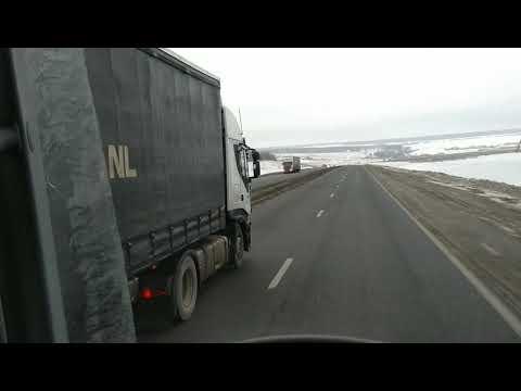 31. Дальнобой с Рефом. Рейс Челябинск - Уфа - Владимир #2