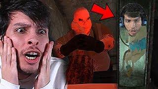 EL CARNICERO ME ATRAPÓ EN SU LABORATORIO !! NUEVO FINAL - Mr Meat (Horror Game)