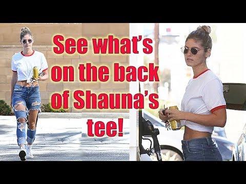 EXCLUSIVE  Is Ben Affleck's Girlfriend Shauna Sexton Sending The Media A Message?