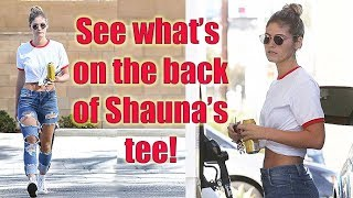 EXCLUSIVE - Is Ben Affleck's Girlfriend Shauna Sexton Sending The Media A Message?