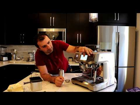 The Oracle Touch by Breville - Review/Unboxing