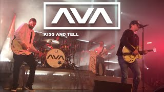 Kiss & Tell - Angels & Airwaves 2019 Los Angeles Final Show October 9, 2019