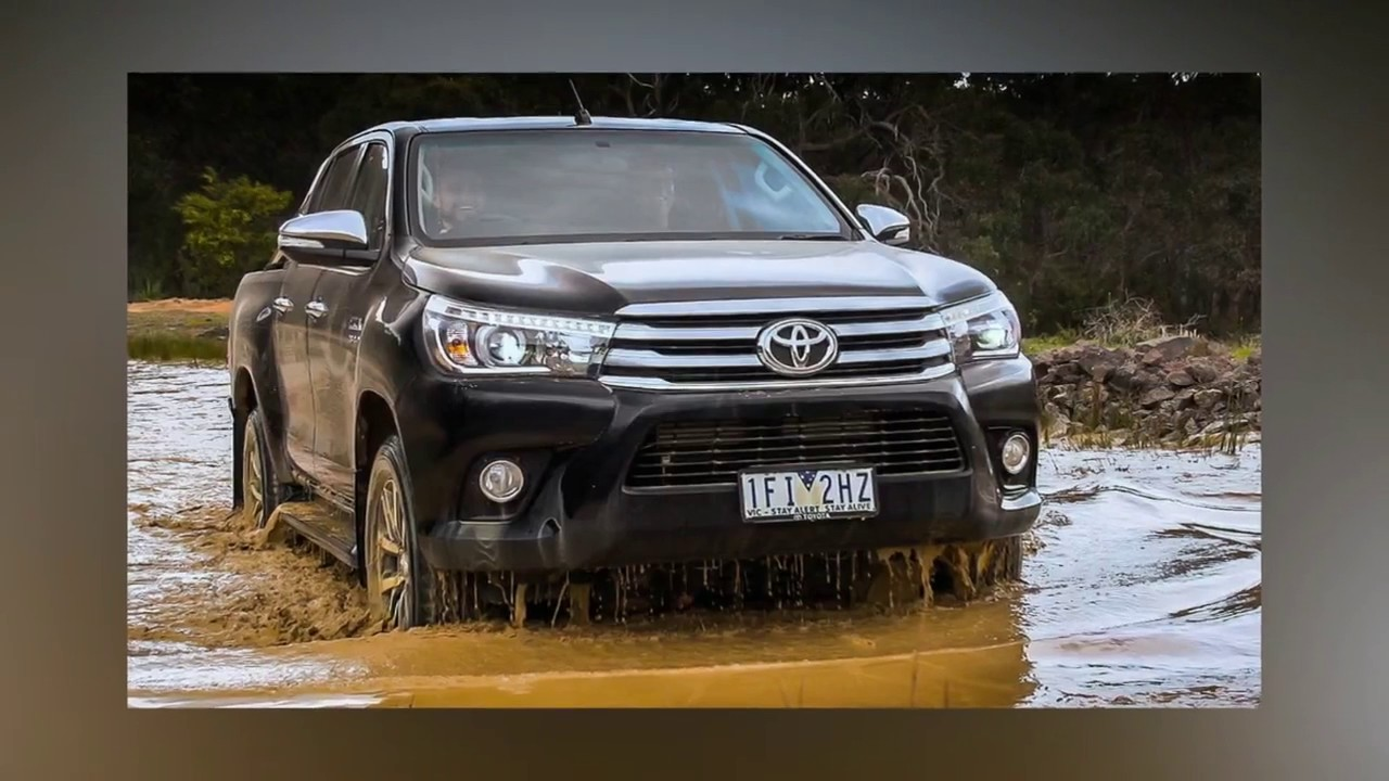 2018 Toyota Hilux Diesel Review  YouTube