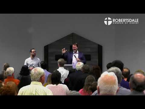 Andrew Itson - Broken Heroes #4 - Robertsdale Church of Christ