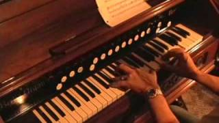 G.F. Handel - March - Berlin Reed Organ