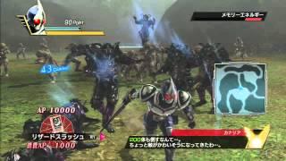 Kamen Rider: Battride War - CHRONICLE MODE - Part 12 ENGLISH SUBTITLES [HD]