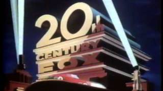 Cannonball Run (1981) - Alternate 20th Century Fox Logo