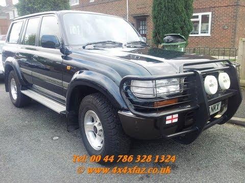 1994 Toyota Landcruiser hdj80 4 2 turbo diesel for sale 6 cylinder 1hdt   4x4xfaz