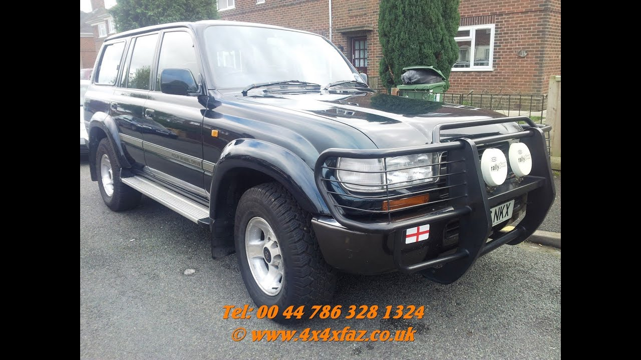 1994 toyota landcruiser hdj80 4 2 turbo diesel for sale 6 cylinder 1hdt 4x4xfaz youtube