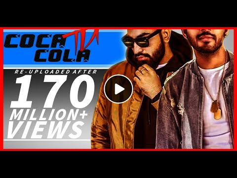 Coca Cola Tu - Tony Kakkar ft. Young Desi | RE-UPLOADED AFTER 170 MILLION VIEWS with AUDIOSTUDIO