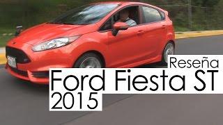 Reseña: Ford Fiesta ST