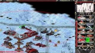Command & Conquer Tiberian Sun Hard - Nod - 17: A New Beginning 1/1