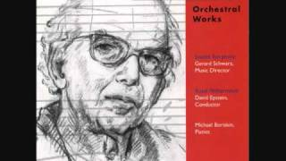 GEORGE PERLE: Adagio for Orchestra (1992)