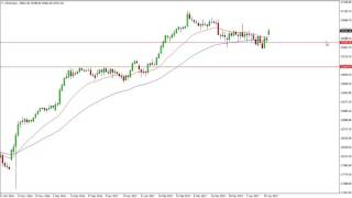 DOW Jones 30 and NASDAQ 100 Technical Analysis for April 25 2017 by FXEmpire.com