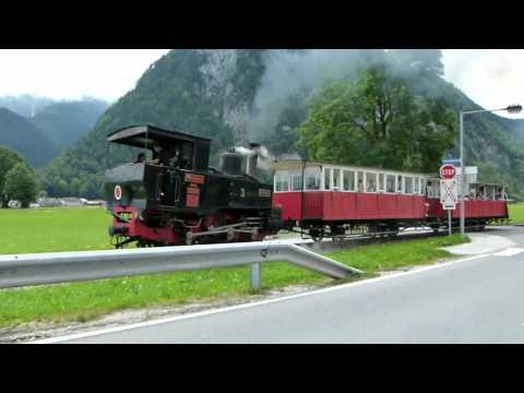 Achensee DampfZahnradbahn am 03.08.2012