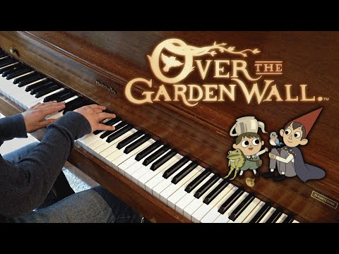 Over the Garden Wall - Into the Unknown (Piano Sheet Music) [UPDATED]