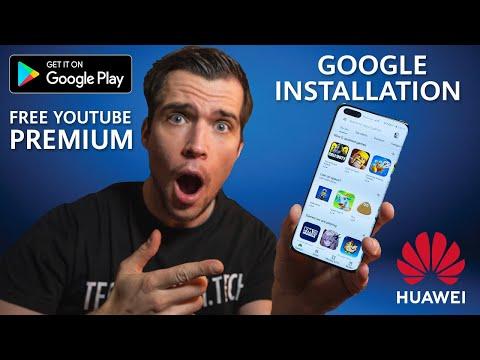 NEW Method Install Google on Huawei / Honor Smartphone + Free YouTube Premium 2020!