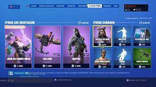 Today's Fortnite shop 02/09 NEW SKINS