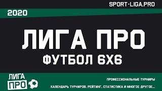 Футбол 6х6 Турнир Б 8 января 2021г