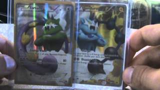 Pokemon Tornadus/Thunderus Full Art Giveaway! Plus free online codes