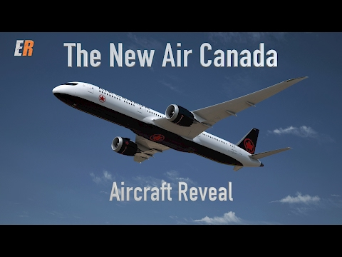 Air Canada gets a new Look 2017 - Behind the Scenes